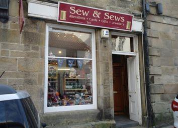 Thumbnail Retail premises for sale in 21 Roger Street, Fife