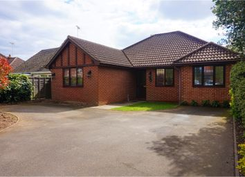Thumbnail 3 bed detached bungalow for sale in Blackberry Road, Colchester