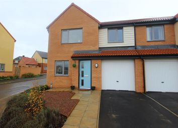 Thumbnail 3 bedroom semi-detached house for sale in Iris Grove, Darlington