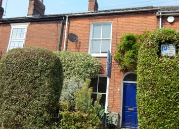 Thumbnail 2 bedroom terraced house to rent in Wymer Street, Norwich