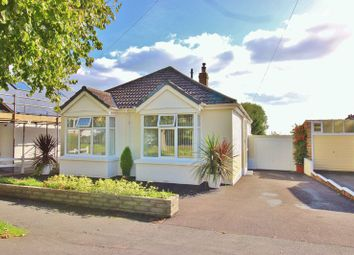 Thumbnail 2 bed detached bungalow for sale in Sea View Road, Drayton, Portsmouth