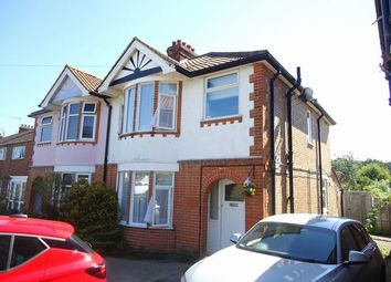 Thumbnail 3 bed semi-detached house to rent in Belmont Crescent, Colchester, Essex