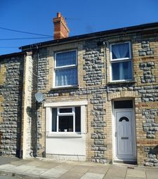 Thumbnail 3 bed terraced house to rent in Hunter Street, Barry