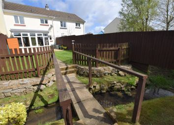 Thumbnail 3 bed terraced house for sale in Brookside Avenue, Johnston, Haverfordwest