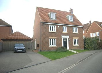 Thumbnail 5 bedroom detached house for sale in Hornscroft Park, Kingswood, Hull