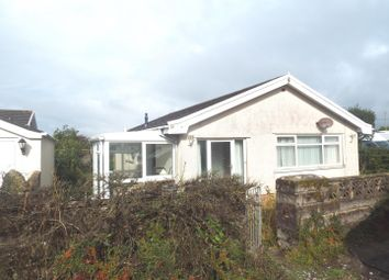 Thumbnail 3 bed detached bungalow for sale in 14 Bosco Lane, Southgate, Swansea