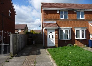 Thumbnail 2 bed property to rent in Kirklea Road, Houghton Le Spring