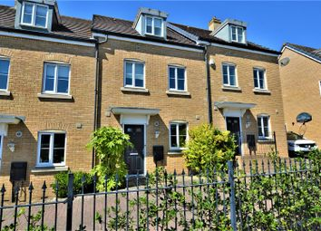 Thumbnail 3 bed town house for sale in Winterton Close, Stamford