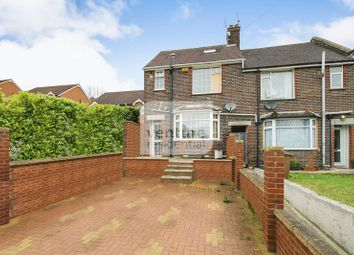 Thumbnail 4 bed end terrace house for sale in Turners Road South, Luton