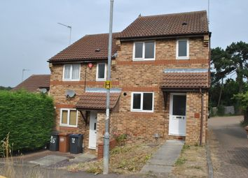 Thumbnail 1 bedroom end terrace house to rent in Liberty Close, Hertford