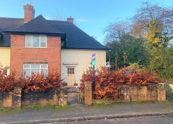 Thumbnail 3 bed town house for sale in Withies Road, Trent Vale, Stoke-On-Trent