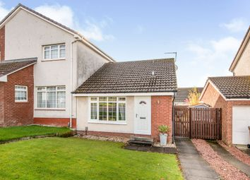 Thumbnail Semi-detached bungalow for sale in Invergarry Drive, Thornliebank, Glasgow
