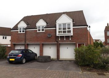 Thumbnail 2 bed property for sale in Woodpecker Meadow, Gillingham