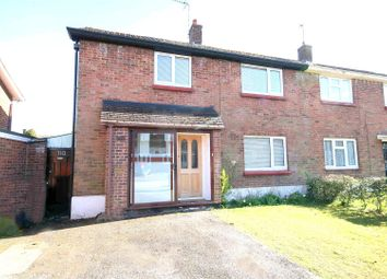 Thumbnail 3 bed semi-detached house for sale in Spinney Crescent, Dunstable, Beds