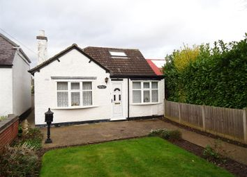 Thumbnail 3 bed detached bungalow for sale in Kings Road, Shepshed, Loughborough