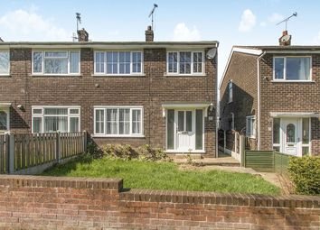 Thumbnail 3 bed semi-detached house to rent in Acacia Green, Pontefract