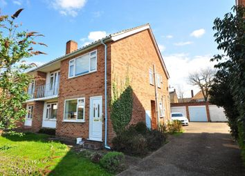 Thumbnail 2 bed maisonette to rent in Belmont Crescent, Maidenhead