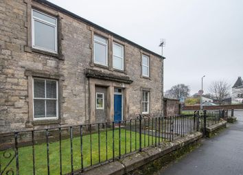 Thumbnail 2 bed flat for sale in Kellie Place, Alloa, Scotland