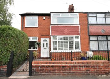 Thumbnail 3 bedroom terraced house for sale in Algernon Street, Monton, Manchester