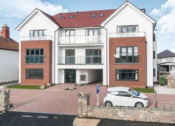 Thumbnail 1 bedroom flat for sale in Sunnydowns Apartments, Abbey Road, Rhos On Sea, Conwy