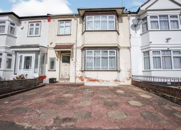 Thumbnail 3 bed terraced house for sale in St. Andrews Road, Ilford