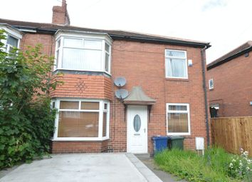 Thumbnail 2 bed flat for sale in Angerton Gardens, Fenham, Newcastle Upon Tyne