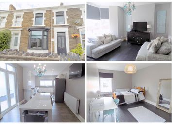 Thumbnail 3 bed terraced house for sale in Cwrt Sart, Briton Ferry, Neath, Neath Port Talbot.