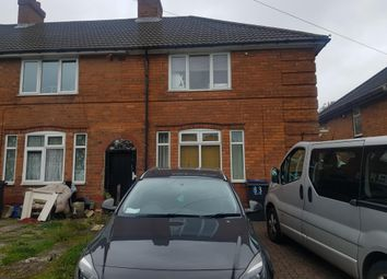 Thumbnail 3 bed property to rent in Wandsworth Road, Great Barr, Birmingham