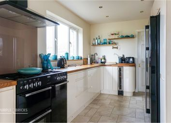 Thumbnail 4 bed detached house for sale in Ash Lea, Fairburn, Knottingley