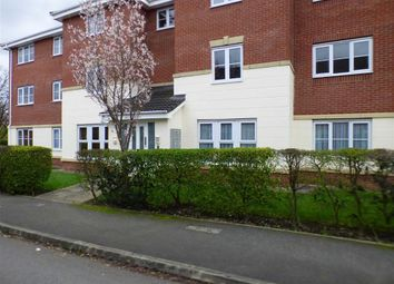 Thumbnail 1 bedroom flat for sale in William Foden Close, Elworth, Sandbach