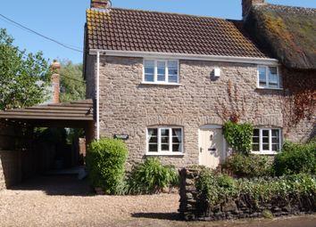 Thumbnail Semi-detached house to rent in Partway Lane, Hazelbury Bryan, Sturminster Newton
