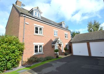 Thumbnail 5 bed detached house to rent in Inniskilling Close, Moulton, Northampton