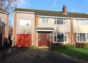 Thumbnail 4 bed semi-detached house for sale in Maple Avenue, Thornbury, Bristol
