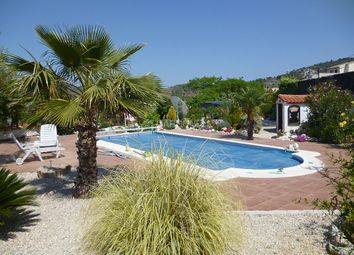 Thumbnail 3 bed villa for sale in Planes, Costa Blanca North, Costa Blanca, Valencia, Spain