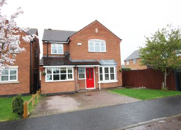 Thumbnail 4 bed detached house for sale in Whitsed Road, Newborough