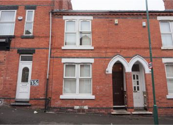 Thumbnail 2 bedroom terraced house for sale in Birrell Road, Nottingham