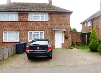Thumbnail 3 bed semi-detached house for sale in Homestead Way, New Addington