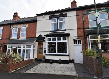 Thumbnail 3 bed terraced house for sale in Franklin Road, Bournville, Birmingham