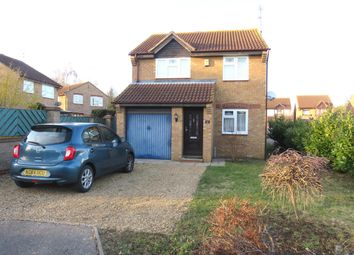 Thumbnail 3 bed property to rent in Augusta Close, Peterborough