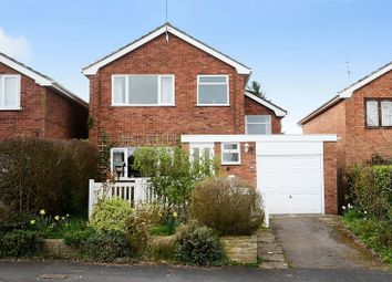 Thumbnail 3 bed detached house for sale in 14 St Chads Road, Eccleshall, Staffordshire.