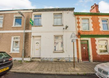 Thumbnail 3 bed terraced house for sale in Hewell Street, Penarth