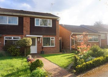 Thumbnail 2 bed terraced house for sale in Kenwyn Green, Coventry