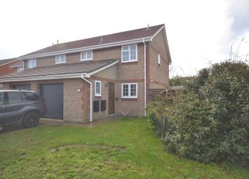 Thumbnail 3 bed semi-detached house for sale in Granary Lane, Selsey