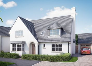 Thumbnail 5 bed detached house for sale in Tadpole Garden Village, Tadpole Garden Village, Swindon