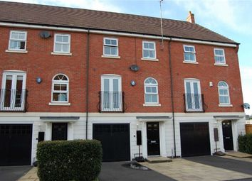 Thumbnail 4 bedroom town house to rent in Horton Drive, Stafford, Stafford