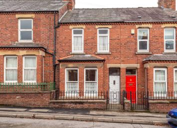 Thumbnail 2 bed terraced house for sale in Siward Street, York