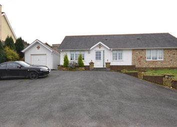 Thumbnail 3 bed detached bungalow for sale in Pencader