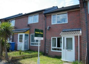 Thumbnail 2 bedroom terraced house for sale in Hooke Close, Canford Heath, Poole