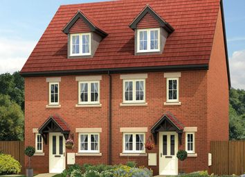Thumbnail 4 bed semi-detached house for sale in Hope Park Mews, Victoria Road, Macclesfield