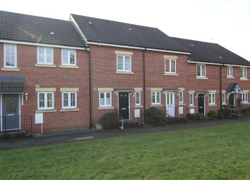 Thumbnail 2 bed terraced house for sale in Webbers Way, Tiverton